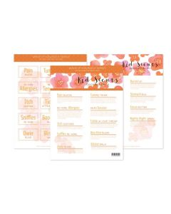 """""""Kid Scents"""" Make-It-Yourself Recipe and Label Set"""