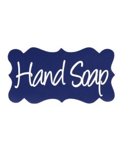 Hand Soap Vinyl Label