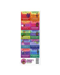 """Progeny's Potions"" Assorted Waterproof Labels (Set of 10)"
