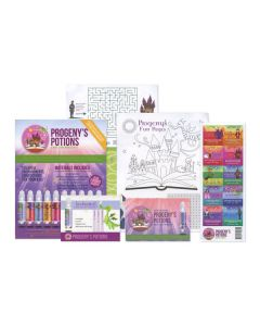 """Progeny's Potions: A Make-and-Take Workshop Kit for Kids"""