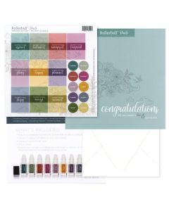 """Rollerball """"Bride"""" Personal Gift Set"""