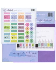 """Rollerball """"Babies and Mamas"""" Personal Gift Set"""