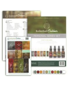 "Rollerball ""Outdoor"" Personal Series Set"