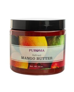 Refined Mango Butter, 13 oz.