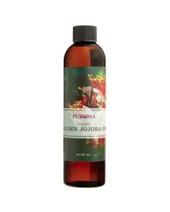 Organic Jojoba Oil, 8 oz.