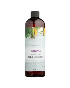 Organic Vegetable Glycerin, 16 oz.