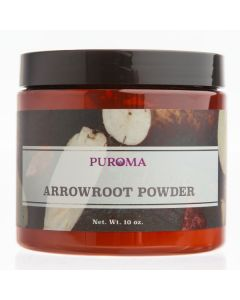 Arrowroot Powder, 10 oz.