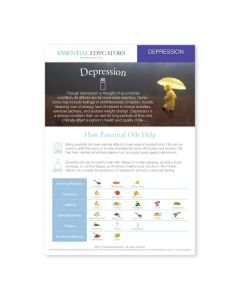"""Depression"" Mini Tear Pad (50 Sheets)"
