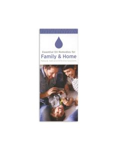 """""""Essential Remedies for Family and Home"""" Brochures (Set of 20)"""