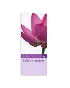 """Essential Oils and Inflammation"" Brochure (Set of 20)"