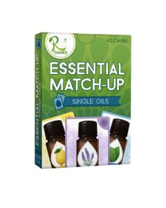 Essential Match Up for Single Oils Card Game (41 Cards)