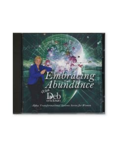 "Affirmations for Women: Vol. 4, ""Embracing Abundance"" by Deb Erickson"