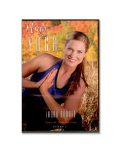 High on Yoga DVD by Laura Holbrook