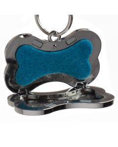Diffusing Dog Bone Collar Locket