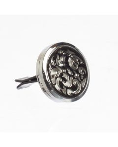 Mystic Stainless Steel Diffusing Car Locket