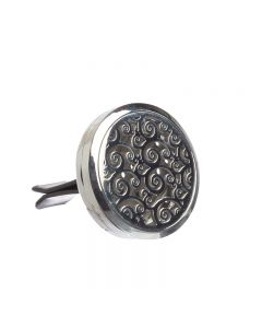 Vines Stainless Steel Diffusing Car Locket