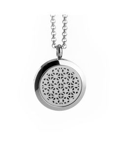 Bursting Star Diffusing Locket