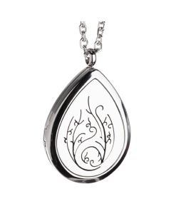 Floral Vines Diffusing Locket