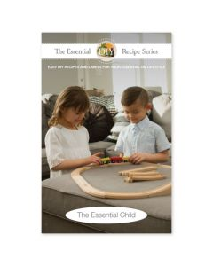 """The Essential Child"" Recipe Booklet with Labels"