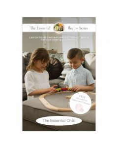 """The Essential Child"" Recipe Booklet with Digital Label Collection"