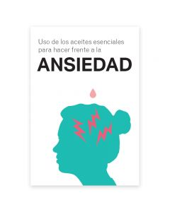 "Spanish ""Using Essential Oils to Cope with Anxiety"" Booklet"
