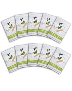 """Essential Oil Support for First Aid"" Booklets (Set of 10)"