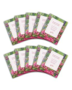 """Essential Oil Sprays for Home & Family"" Booklets (Set of 10)"