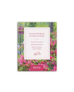 """Essential Oil Sprays for Home & Family"" Booklet"