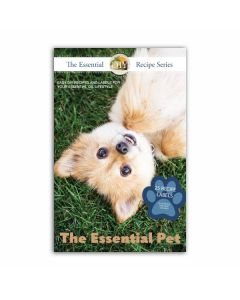 """The Essential Pet"" Recipe Booklet with Labels"