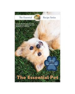 """The Essential Pet"" Recipe Booklet with Digital Label Collection"