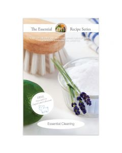 """Essential Cleaning"" Recipe Booklet with Digital Label Collection"