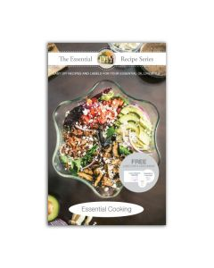 """""""Essential Cooking"""" Recipe Booklet with Labels"""