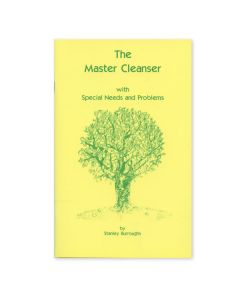 The Master Cleanser, by Stanley Burroughs: The Master Cleanser