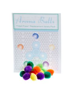 Assorted Fidget Fuser Aroma Balls (Set of 15)