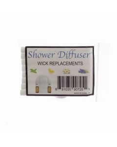Extra Wicks for Shower Diffuser (Set of 8)