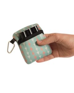 Aroma Ready Foldover Case for 10 ml Roll-ons (Holds 3 Vials)