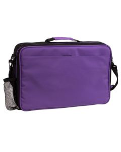 Purple Aroma Ready Deluxe Foam Case (Holds 79 Vials)