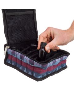 Carrying Case for 15 ml Vials (Holds 30 Vials)