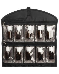 Essential Oil Ambry (Holds 50 Vials)