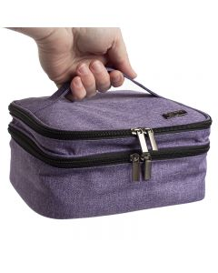 15 ml Double Layer Carrying Case (Holds 30 Vials)