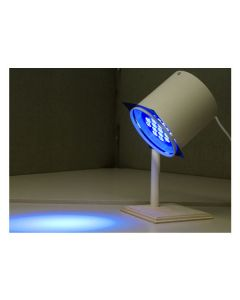 LED Color Lamp with 5 Color Filters (Includes LED Bulbs)